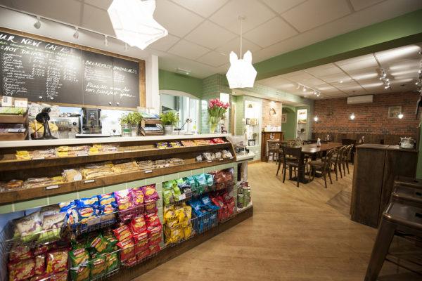Inside-cafe